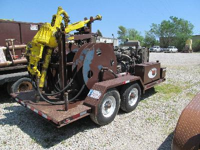 (1 of 2) 2005 HARLOW SAMMONS 85-Ton Power Swivels