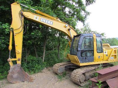 2007 J.DEERE 120C Hyd Excavator