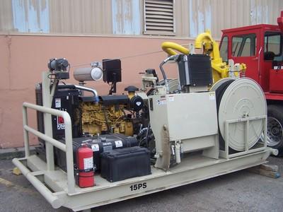 UNUSED 2013 KING OIL TOOL 15PS 150-Ton Power Swivel