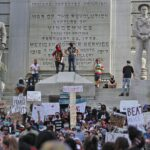 Justified Rage and Protest in Indianapolis Against the Police Murders of Dreasjon Reed, George Floyd