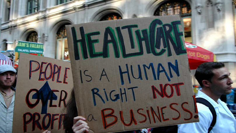 Healthcare Is A Human Right