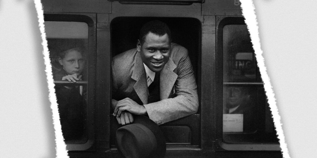 THE REVOLUTIONARY LIFE OF PAUL ROBESON: SCHOLAR GERALD HORNE ON THE GREAT ANTI-FASCIST SINGER, ARTIST, AND REBEL