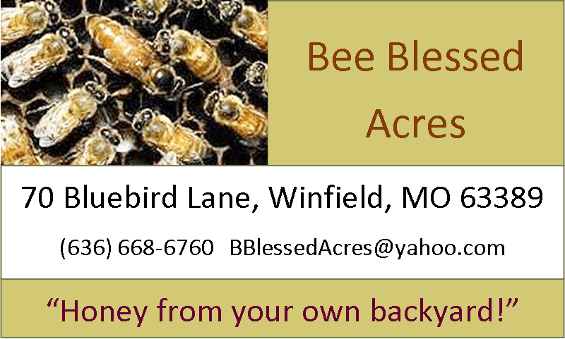Bee Blessed Acres