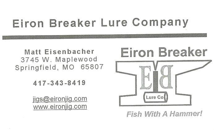 Eiron Breaker Lure