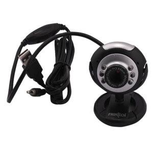 Frontech Webcam (FT)   High Resolution CMOS Color Sensor