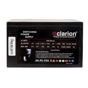 Clarion 800 Watts SMPS JM-PS-920