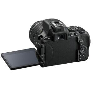 Nikon D5600 DSLR Camera with 18-55mm  Lens Memory Card and Bag (Black)
