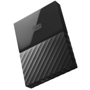 External Hard Drive WD My Passport 1TB Portable(Black)