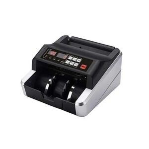 Note Counting Machine Gobbler X3 Nano Currency Counting with Automatic Intelligent Fake Note Detection