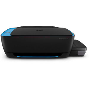 HP 419 All-in-One Wireless Ink Tank  Color Printer (Blue, Black, Ink Bottle)