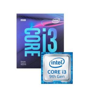 Intel Core i3-9100F 9th Gen Desktop Processor 4 Core Up to 4.2 GHz LGA1151 300 Series 65W (Discrete Graphics)
