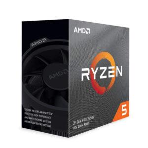 AMD Ryzen 5 3500 Desktop Processor Upto 4.1 GHz 6 Core AM4 Socket 19MB Cache