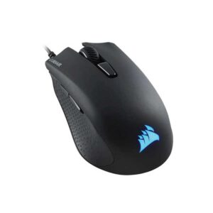 Corsair Harpoon RGB Wired Optical Gaming Mouse  (USB 2.0, Black)