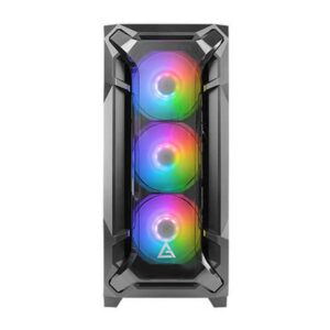 Antec DF600 Mid Tower Gaming Cabinet  Computer Case Support ATX, Micro-ATX, Mini-ITX MB