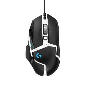 Logitech G502 Hero High Performance Wired Gaming Mouse (16K Sensor, 16,000 DPI,  11 Programmable Buttons)