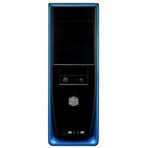 COOLER MASTER ELITE 310 (ATX) Mid Tower Cabinet (Blue-Trim)