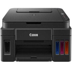 Canon Pixma G2010 All-in-One Ink Tank Colour Printer (Black)