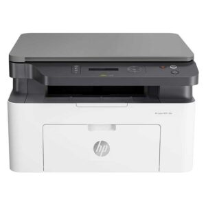 HP Laser MFP 136a Print,Scan,Copy Multi-function Monochrome Printer  (White, Toner Cartridge)