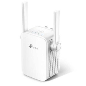 TP-Link RE205 750 mbps WiFi Range Extender  (White, Dual Band)