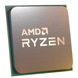 AMD Ryzen 5 3600XT Desktop Processor (6 cores up to 4.5GHz 32MB Cache AM4 Socket CPU)