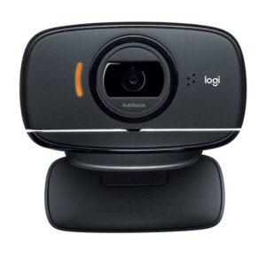 Logitech HD Webcam B525 Portable HD 720p Video Calling with Autofocus – Black