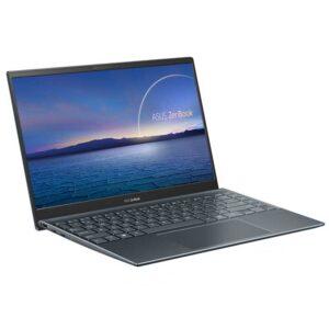 ASUS ZenBook 14 UX425EA-BM501TS Intel Core i5-1135G7 11th Gen 14-inch FHD Thin and Light Laptop (8GB RAM/512GB NVMe SSD/Windows 10/MS Office 2019/Intel Iris Xᵉ Graphics/Pine Grey/1.17 kg)