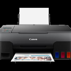 Canon G2021 Multi-function Color Printer  (Black, Refillable Ink Tank)