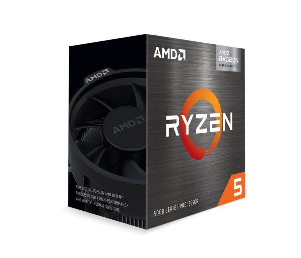 AMD Ryzen™ 5 5600G Desktop Processor (6-core/12-thread, 19MB Cache