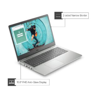 Dell Inspiron 3501 D560424WIN9S 15.6″ FHD Display Laptop (11th Gen i3-1115G4/ 8GB / 1 TB HDD/ Integrated Graphics/ Win 10 + MSO/ Soft Mint Color)