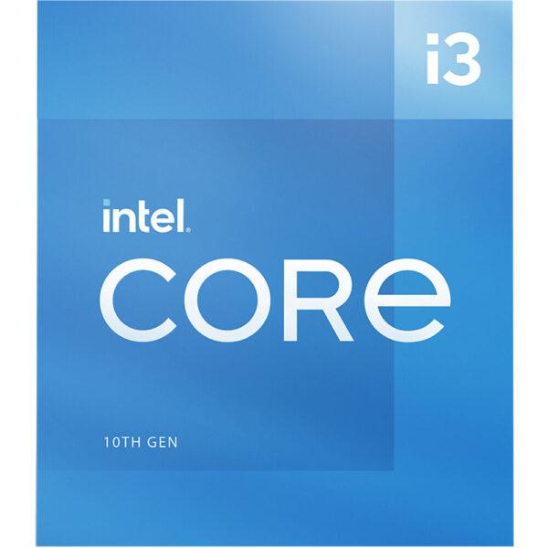 Intel Core i3-10105 3.7GHz Comet Lake 6MB Cache Desktop Processor