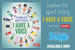 "People Magazine Releases ""I Have a Voice"""