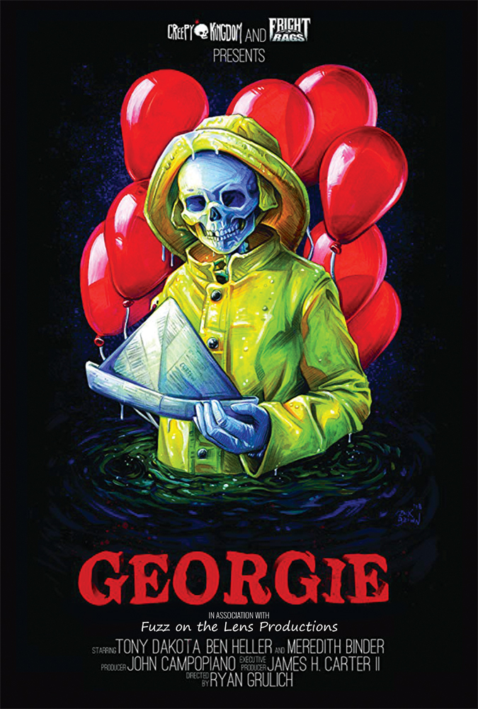 Georgie Poster