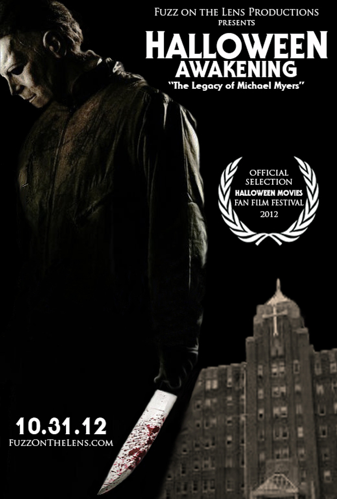 Halloween Awakening Poster