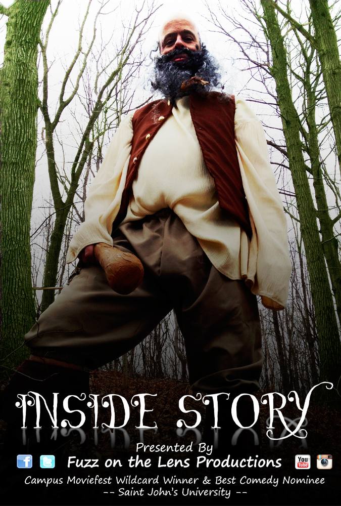 Inside Story Poster