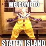 Staten Island Clown Meme