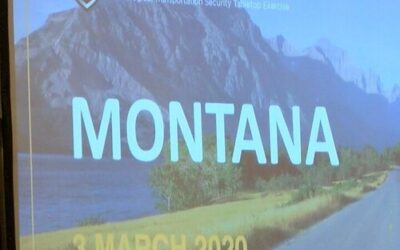 FBI Holds Tabletop Exercise on Weapons of Mass Destruction in Helena