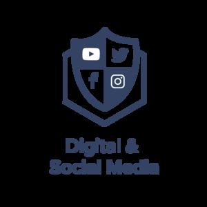 Digital & Social Media Icon