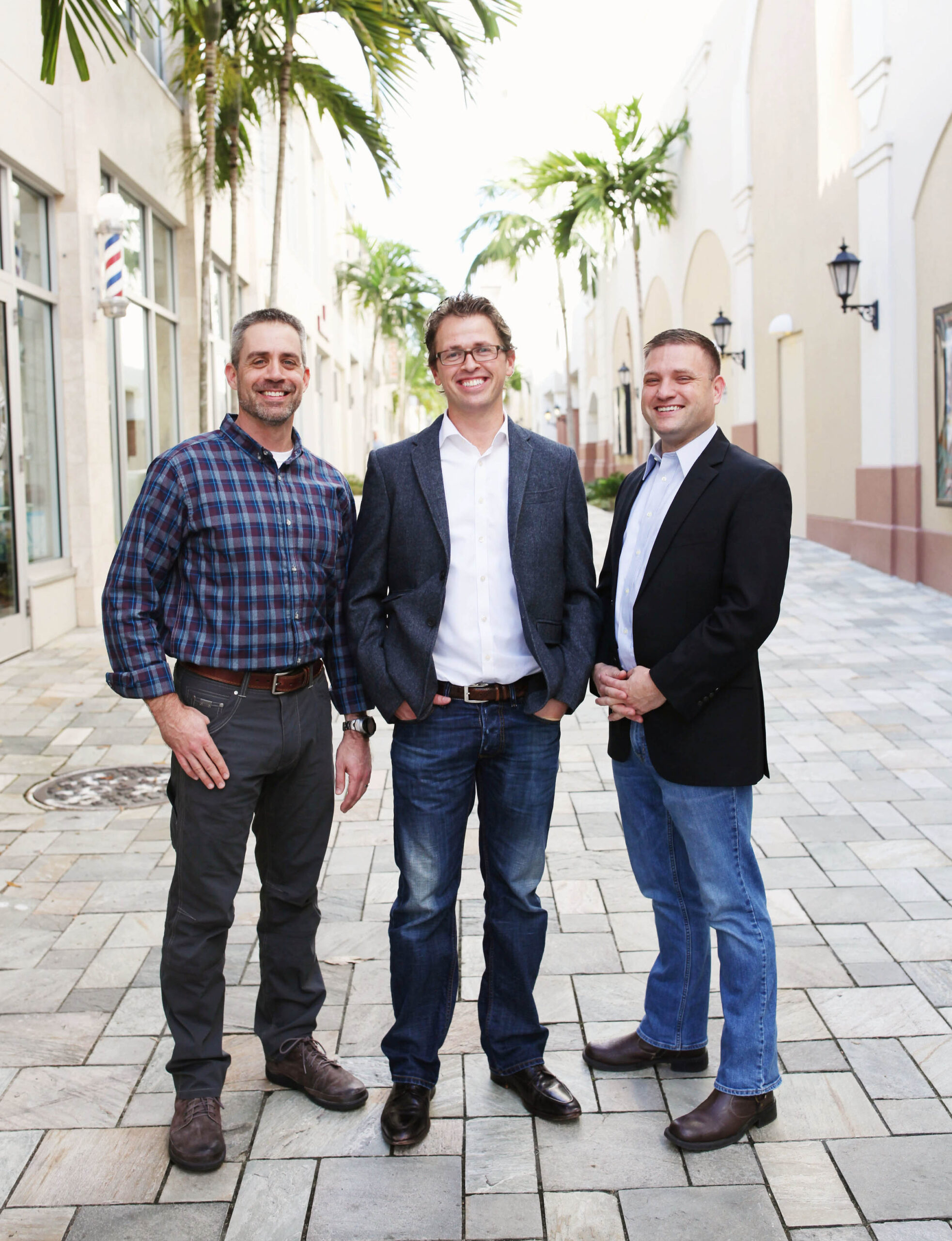 Founders of SummitET