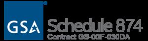 GSA Schedule 874