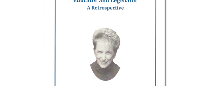 Patricia A. Tripple: Educator and Legislator, A Retrospective