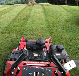Lawn Mowing Homepage