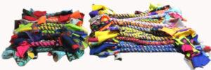 Fleece Tug Toys