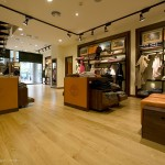 Knotty Oak- Timberland Retail Store