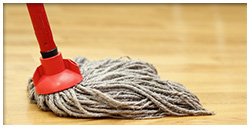 hardwood floor cleaning tips and information
