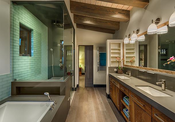 Hypoallergenic wood flooring in Tahoe