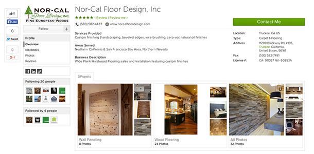 nor cal floor design resources on houzz
