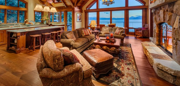 Featured Project: Private Residence in North Shore Lake Tahoe