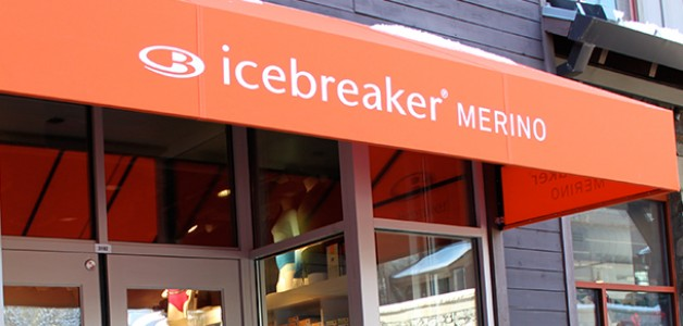 Featured Project: Northstar-At-Tahoe's IceBreaker Merino retail store