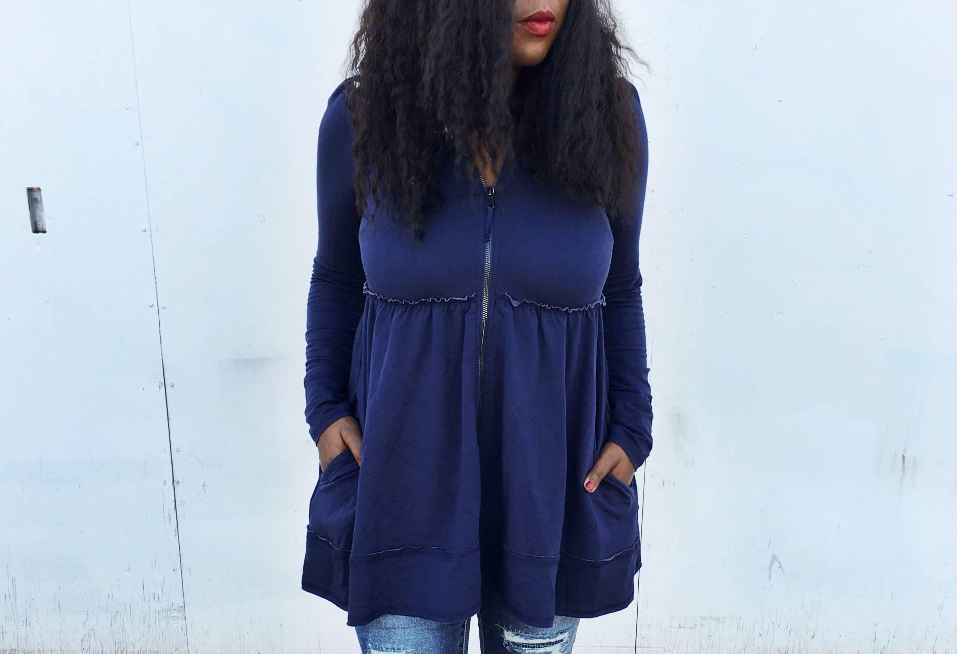 ruthie blue hues