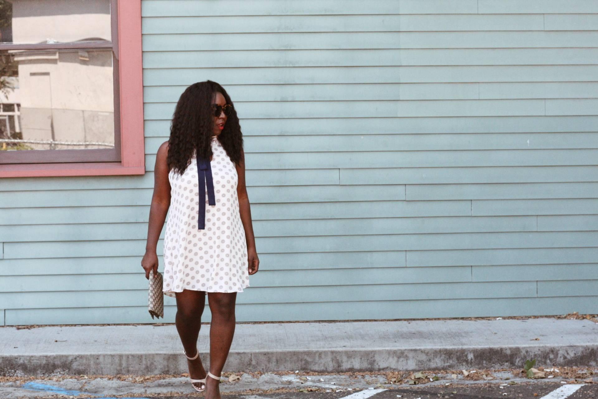 shift dress coffee talk rire boutique